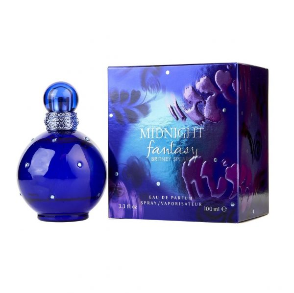 Buy Britney Spears Midnight Fantasy EDP Online