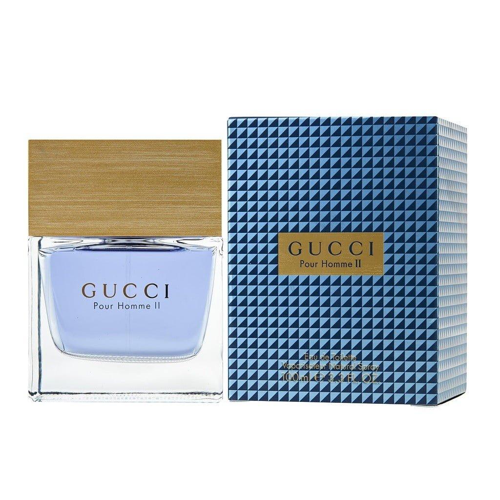 7d9dcf1243d Gucci Pour Homme II EDT (100mL) - FragranceBD