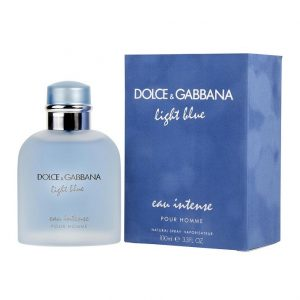 Dolce & Gabbana Light Blue Eau Intense Price Dhaka