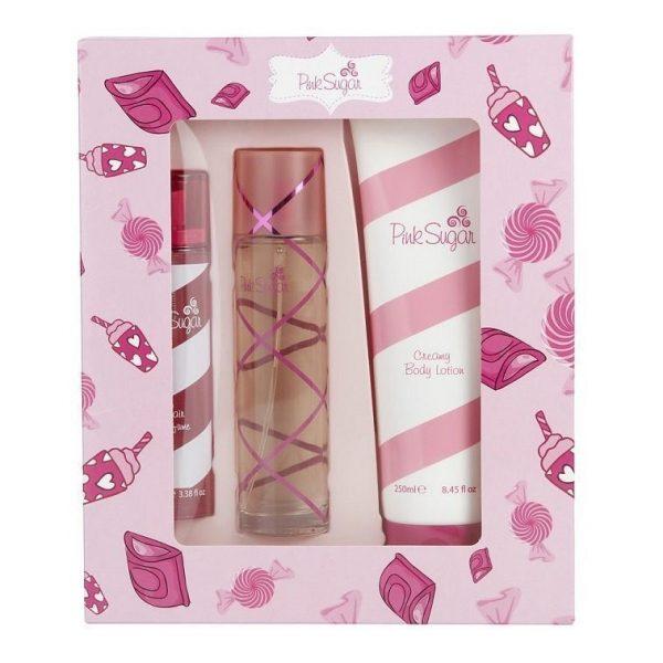 Pink Sugar Gift Set inBangladesh