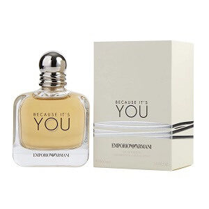 Emporio Armani Because Its You Perfume Bangladesh
