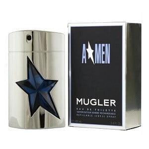 Mugler Angel Men Metal Bottle Price in BD