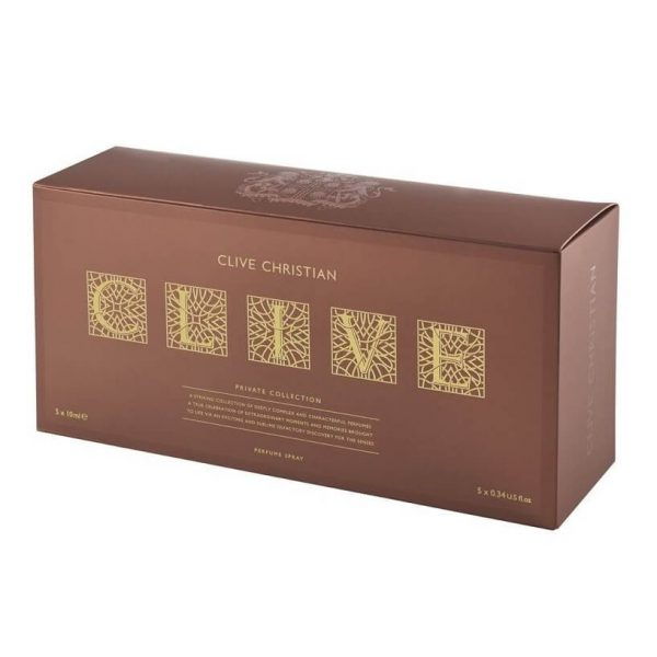 Clive Christian Private Collection Travel Gift Set Perfume in Bangladesh
