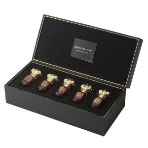 Clive Christian Private Collection Travel Gift Set (5X10mL) Masculine Edition