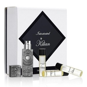 Intoxicated by Kilian Silver Atomizer Travel Set Price
