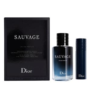 Dior Sauvage EDP Gift Set (100mL + 10mL Atomizer)