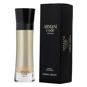 Giorgio Armani Code Absolu Parfum Price in Bangladesh