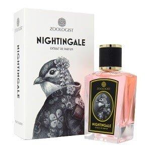 Zoologist Nightingale Price in Bangladesh