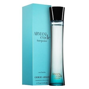 Giorgio Armani Code Turquoise Eau Fraiche Price