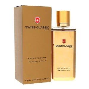 Victorinox Swiss Classic Gold EDT Price