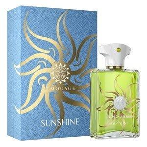 Amouage Sunshine Man Price