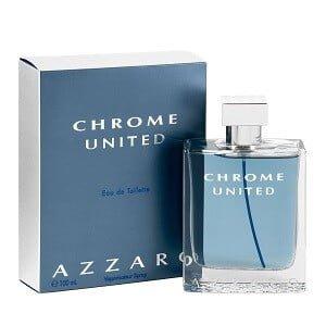 Azzaro Chrome United EDT Price